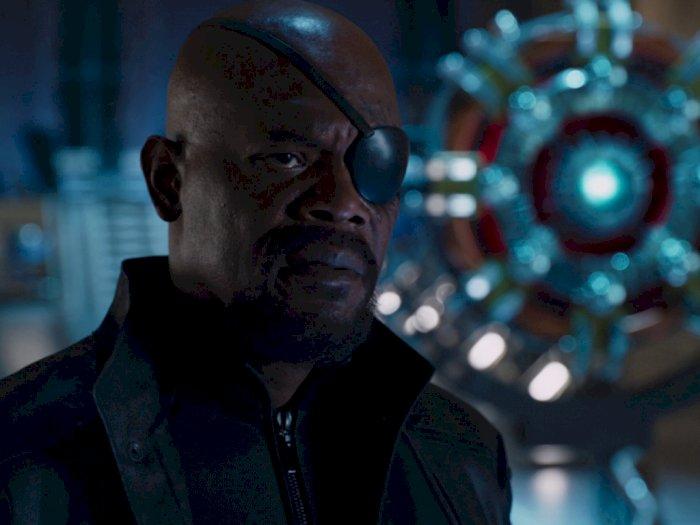 Marvel dan Disney Angkat Kisah Nick Fury Melalui Serial Animasi
