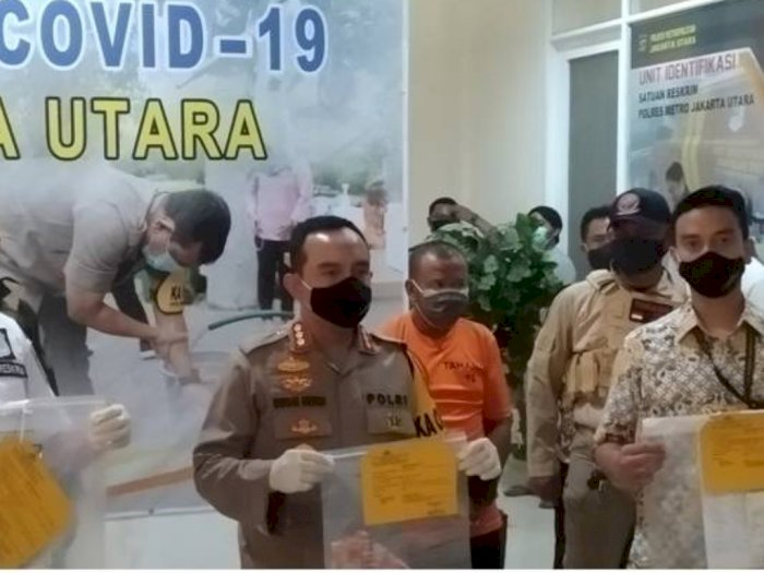Tega Potong Uang Bansos untuk Sopir Angkot, Pelaku Ditangkap Polisi