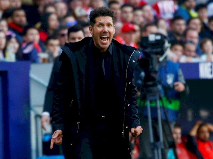 Unai Emery: Simeone Memang Untuk Atletico Madrid