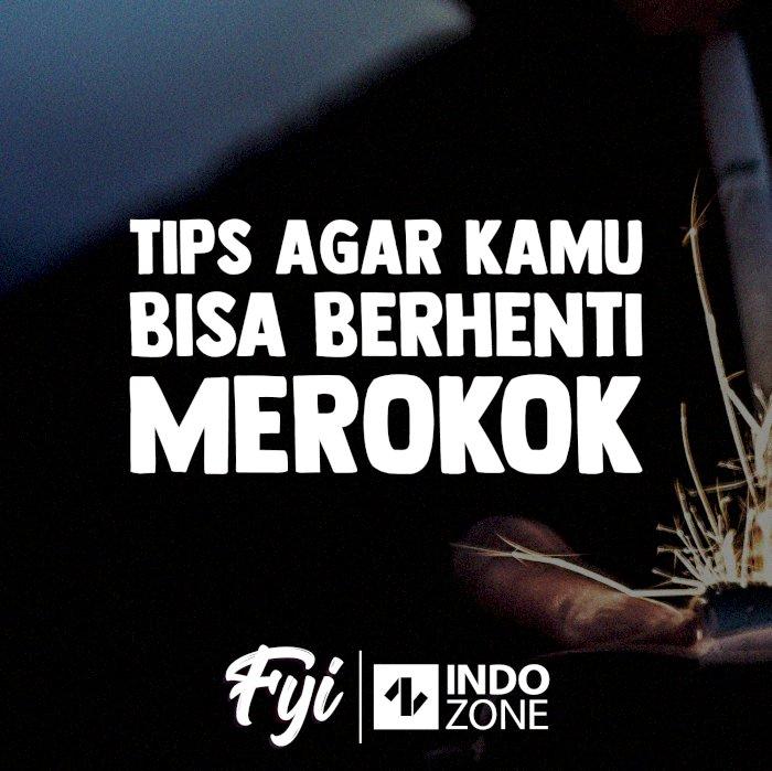 Tips Agar Kamu Bisa Berhenti Merokok