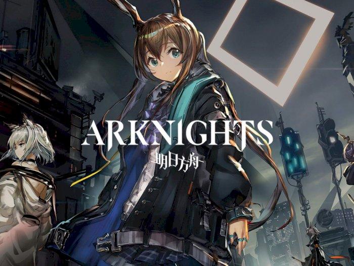 Isi Waktu Luang di Tengah Corona, Kemkominfo Sarankan Main Game Arknights