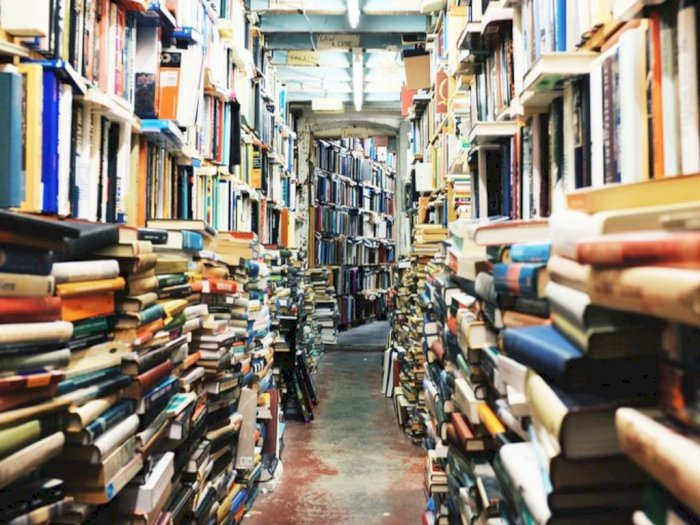 Bibliomania dan Kondisi Kejiwaan Para Pecandu Buku