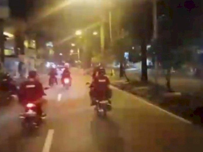 9 Anggota Geng Motor Berusia Belasan Tahun Diamankan Polsek Medan Baru