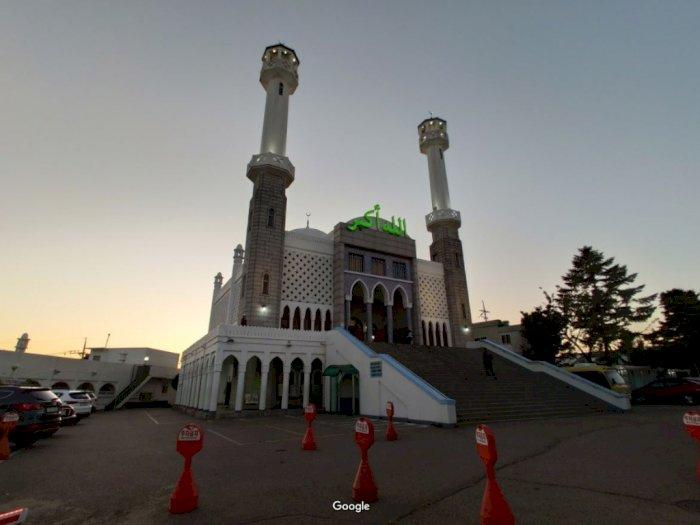 Mengenal Seoul Central Mosque, Masjid Tertua di Korea Selatan