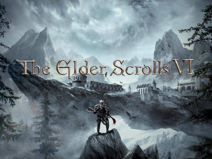 Bethesda: Tak Ada Kabar Seputar The Elder Scrolls VI Sampai Beberapa Tahun Lagi