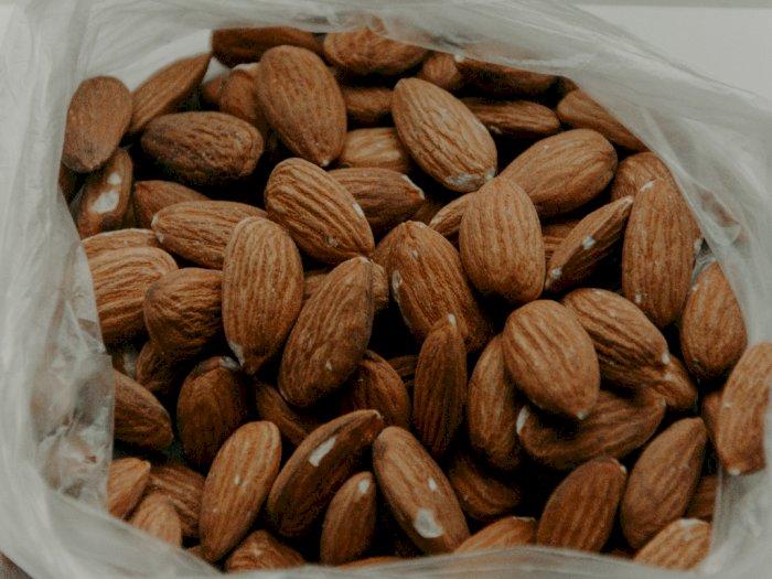 Konsumsi Kacang Almond dengan Rutin, Ini 3 Manfaatnya