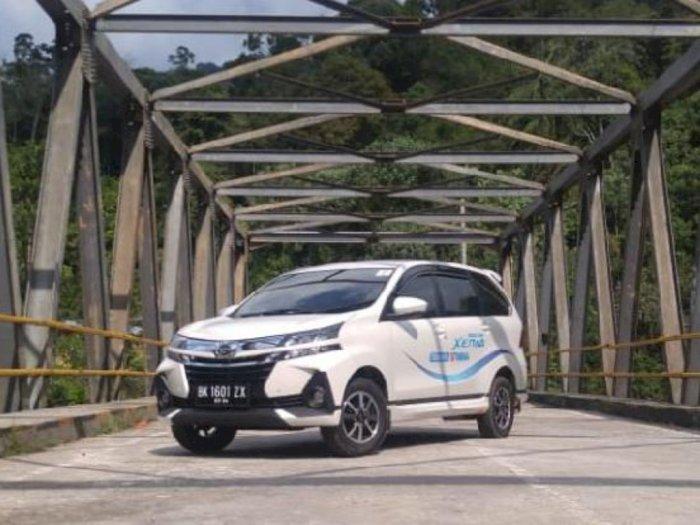 Mobil Xenia Dimodifikasi, Jadi Kendaraan Tempur UGM Lawan Virus Corona