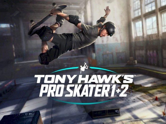 Activision Akhirnya Umumkan Game Tony Hawk's Pro Skater 1 + 2