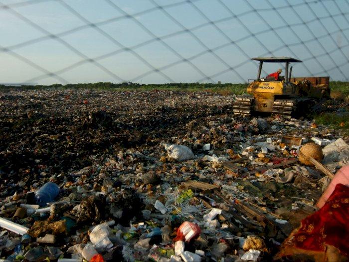 Jumlah Sampah di Jakarta Terus Menurun Selama PSBB