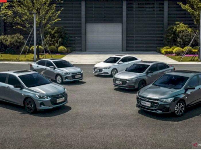 Pabrikan Chevrolet akan Memperbarui 6 Sedan, Dengan Susunan 4 Monza dan 2 Onix