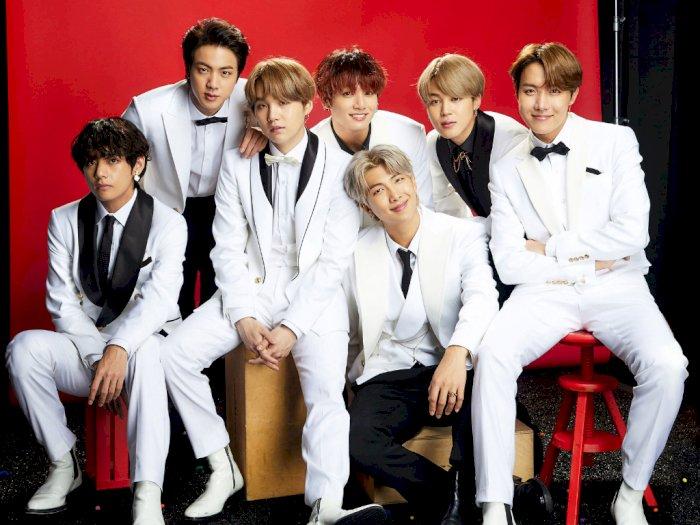 Hibur Penggemar di Tengah Pandemi, BTS Akan Gelar Konser Online