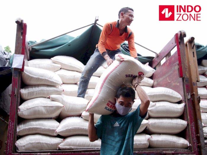 Antisipasi Kenaikan Harga Bahan Pokok Jelang Lebaran, Satgas Pangan Polri Sidak ke Pasar