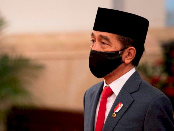 Doa Kebangsaan, Jokowi Minta Masyarakat Tak Putus Asa Hadapi Masalah Corona