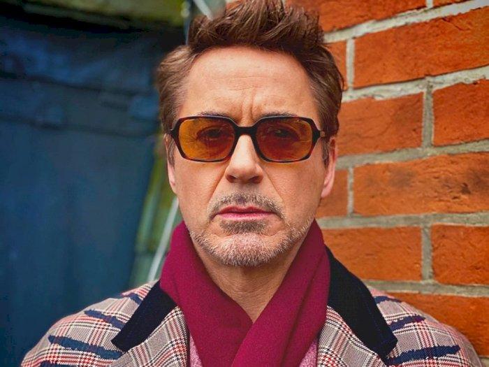 Dari Marvel Kini Robert Downey Jr  Pindah Haluan ke Komik DC