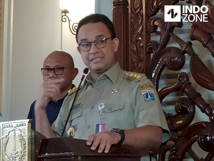 Anies Keluarkan Peraturan Gubernur Soal Larangan Warga Jakarta Keluar Jabodetabek