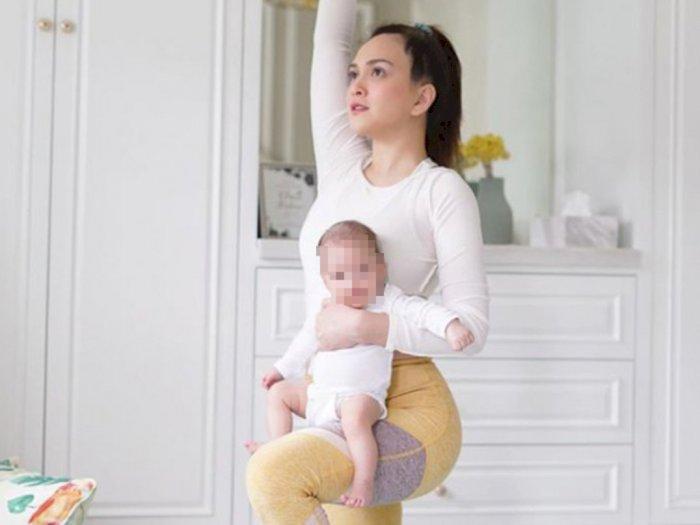Shandy Aulia Marah Bayinya Dibilang Kurang Gizi: Mulut dan Otak Kamu yang Gizinya Kurang