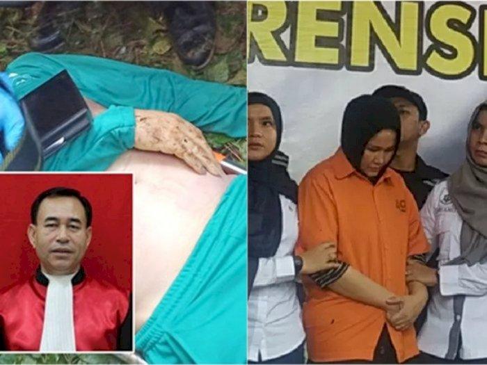 Kesaksian Terdakwa Pembunuh Hakim PN Medan, Zuraida: Jamaluddin Punya Wanita Lain