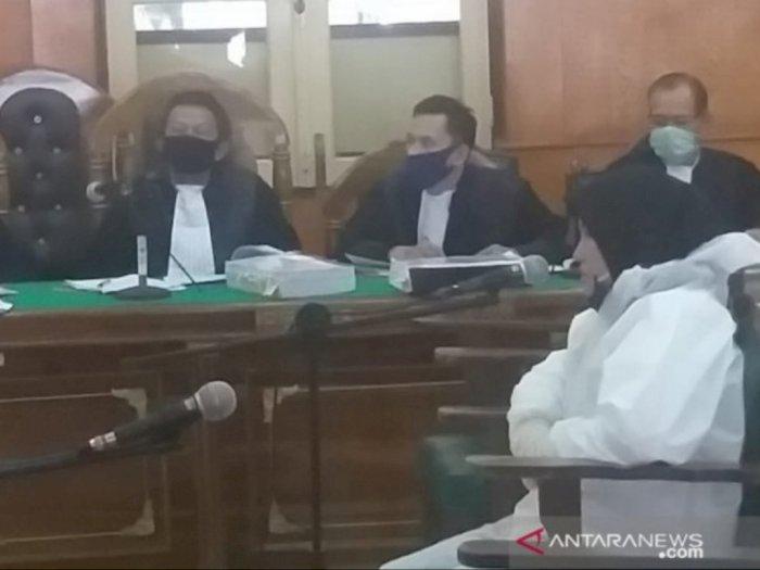 Dikhianati dan Disakiti Jadi Alasan Terdakwa Bunuh Hakim PN Medan