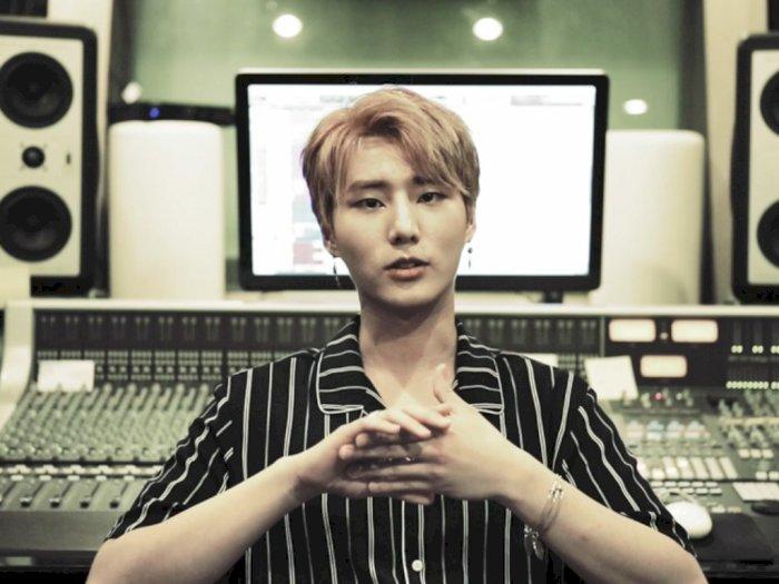 Young K DAY6 Nyanyikan Lagu Noah 'Separuh Aku' di Siaran Langsung Vlive