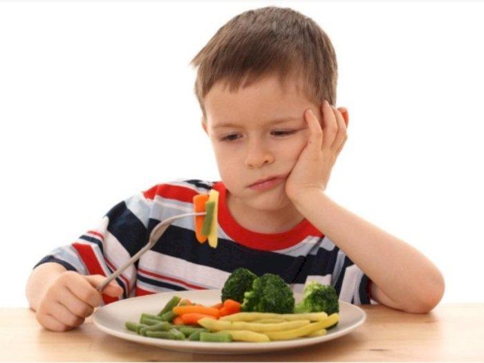 Terungkap! Ini 3 Hal yang Bikin Anak Malas Makan Sayur