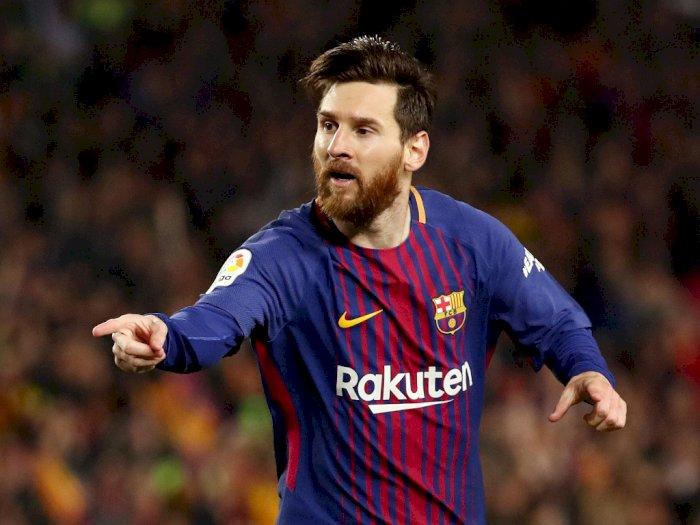 Messi Itu Setara Pele