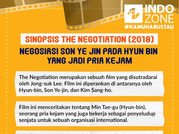 Sinopsis The Negotiation (2018)