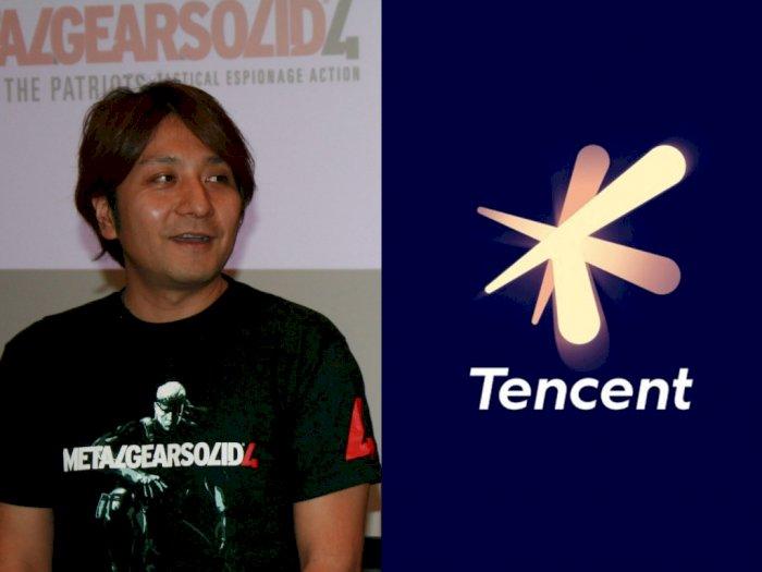 Co-Founder dari Kojima Productions Kini Resmi Bergabung ke Tencent!
