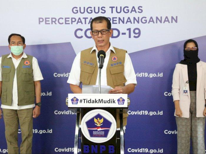 Tagar #IndonesiaTerserah Viral, Kepala BNPB Berharap Petugas Medis Tak Kecewa