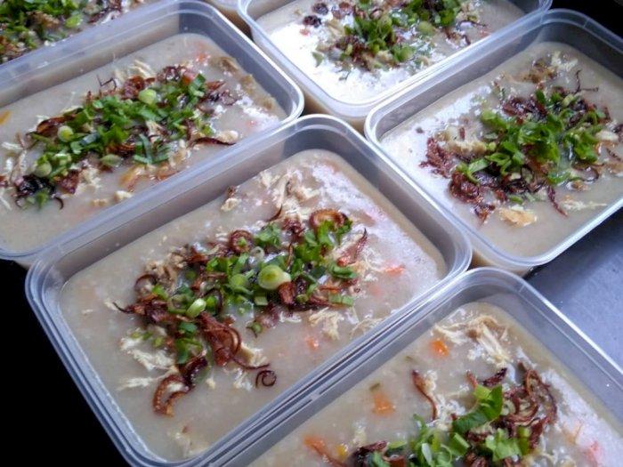 Bubur Kanji Rumbi, Kuliner Turun-Temurun Khas Aceh