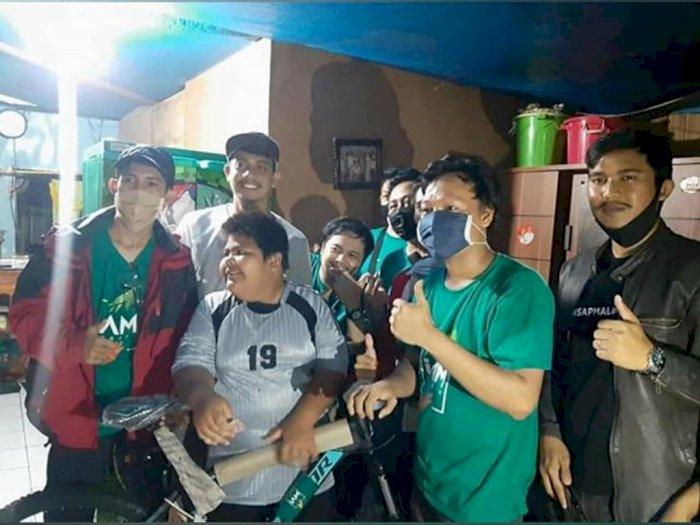 Bocah Penjual Jalangkote Korban Bullying Panen Simpati, dari Sepeda Hingga Dibantu Gekrafs