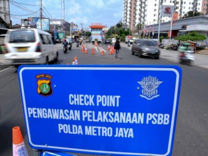 Kasus Virus Corona Masih Tinggi, Pemprov DKI Jakarta Diminta Perpanjang PSBB