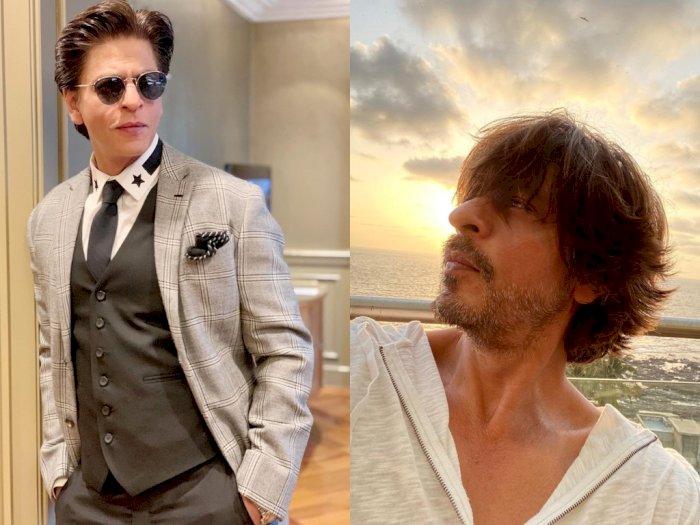Hikmah yang Diambil Shah Rukh Khan Selama Lockdown