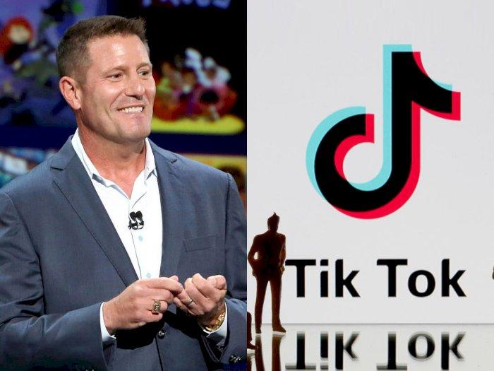 Mantan Bos Disney Streaming Resmi Jadi CEO Baru dari Platform TikTok!