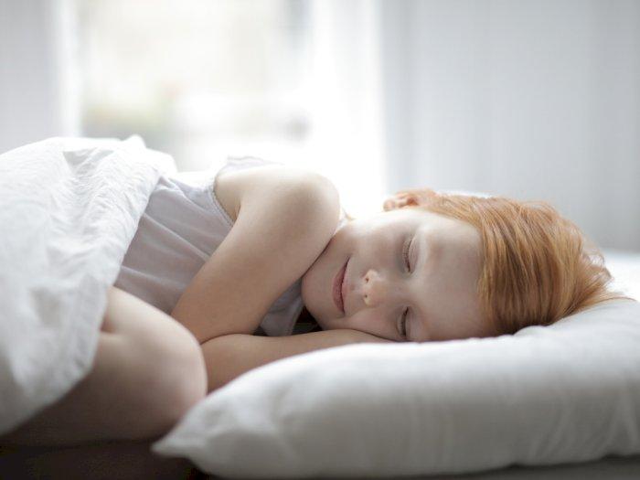 Anak Alami Sleep Apnea Obstruktif Bisa Memicu Masalah Perilaku pada Anak