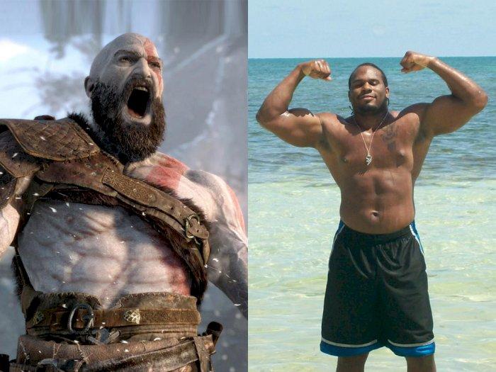 Model Karakter Kratos di God of War Dilaporkan Hilang Terseret Ombak!