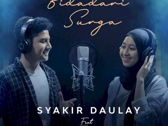 Syakir Daulay dan Adiba Uje Rilis Lagu 'Bidadari Surga' Versi Milenial