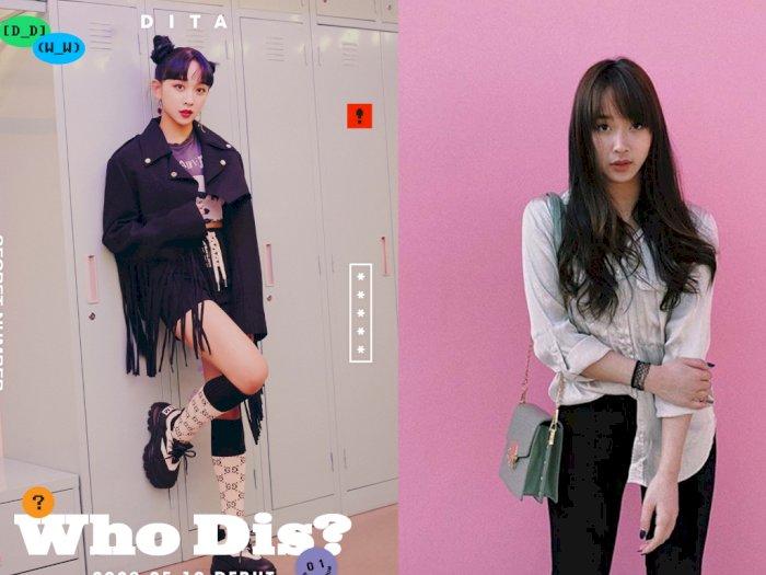 Jadi Girl K-pop Pertama Indonesia, Dita SECRET NUMBER Trending di Media Korea