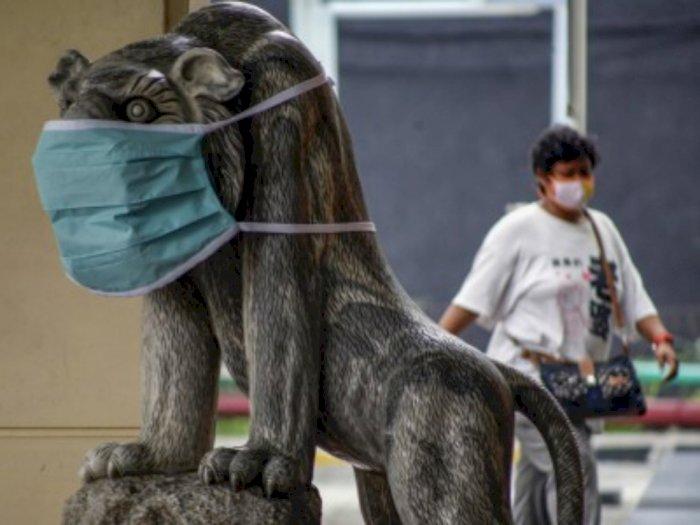 Bupati Langkat Diminta Segera Keluarkan Peraturan Wajib Pakai Masker
