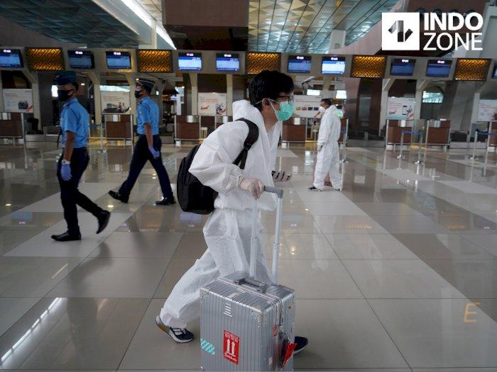 Bandara Soetta Disebut Berpotensi Jadi Cluster Baru Penyebaran Covid-19