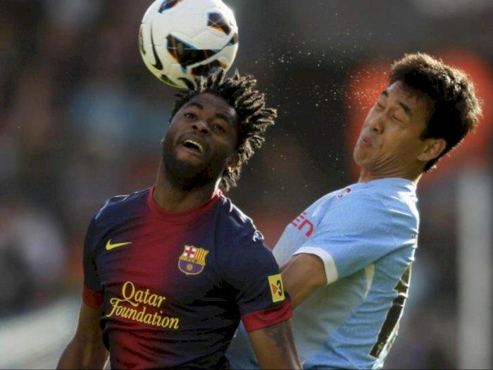 Alex Song: Aku ke Barcelona Demi Uang