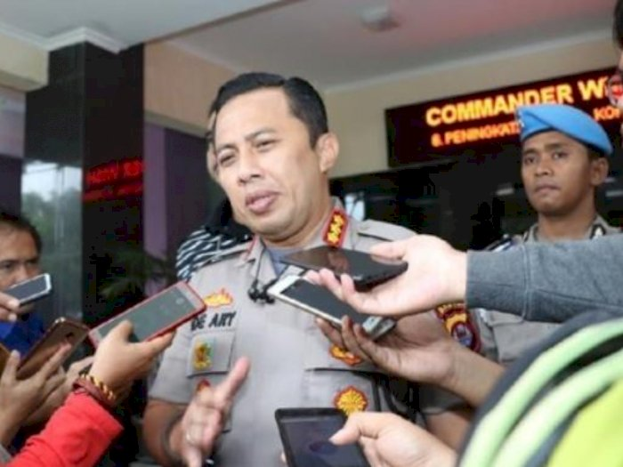 Viral Sopir Taksi Online Diperas di Banten, Polisi Tangkap 4 Pelaku