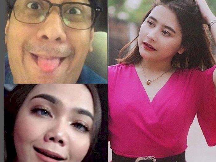 Marganya Diplesetkan Andre dan Rina, Prilly Latuconsina: Tak Usah Dibesar-besarkan