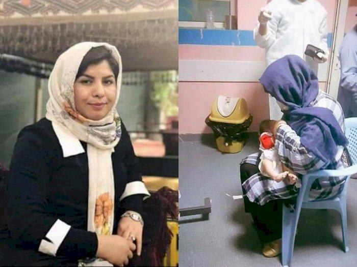 Aksi Heroik Seorang Wanita Menyusui 20 Bayi Korban Penyerangan di Afghanistan
