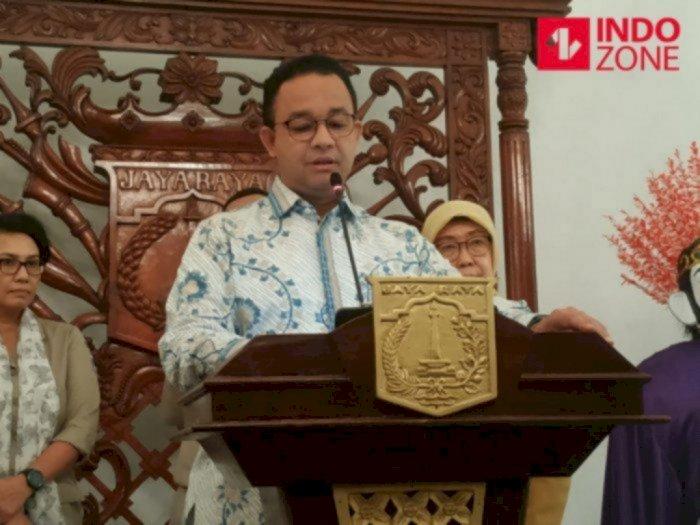 Cegah Virus Corona, Anies Baswedan Targetkan  Aktivitas Warga #DiRumahAja 80 Persen