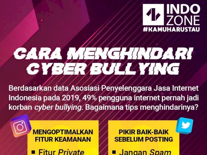 Cara Menghindari Cyber Bullying