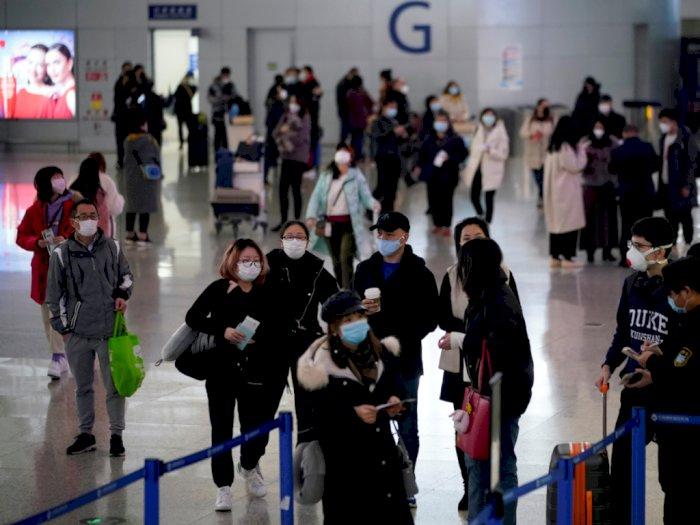 Habis Kontrak, 141 TKA Asal Tiongkok Dipulangkan