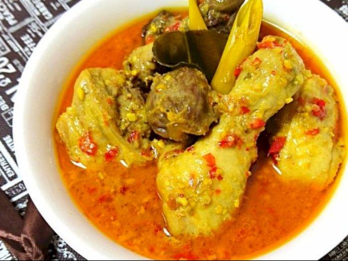 Resep Opor Ayam Spesial Untuk Sajian Di Hari Raya Idul Fitri Indozone Id