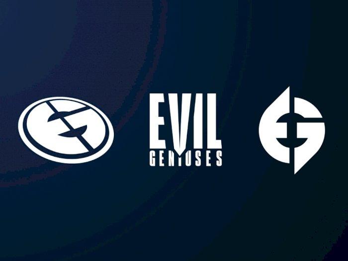 Evil Geniuses Resmi Umumkan Pergantian Logo untuk Kedua Kalinya!