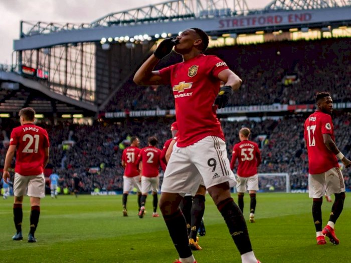Akibat Pandemi Corona, Utang Manchester United  Naik Jadi Rp7,7 Triliun