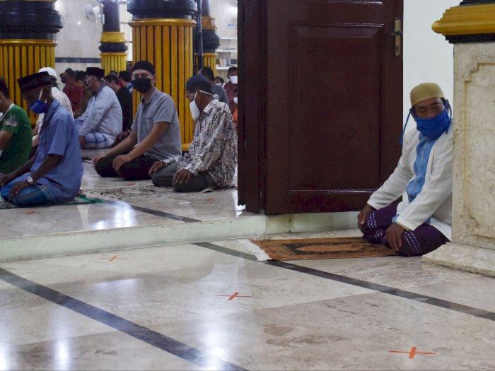 MUI Tegaskan Jakarta Belum Aman untuk Salat Id di Masjid atau Lapangan